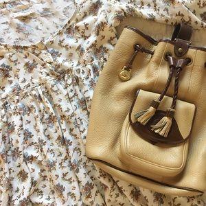 Dooney & Bourke Single Strap Backpack -Retail $280